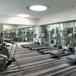 Wellness/fitness area Holiday Inn CENTRAL PLAZA BEIJING Fotos
