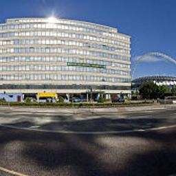 Vista esterna Quality Wembley Fotos