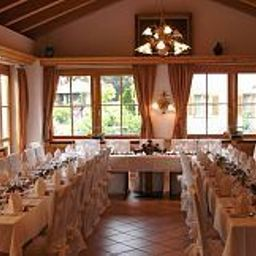 Banqueting hall Huber am See Landhotel Fotos