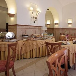 Buffet Best Western Ambra Palace Fotos