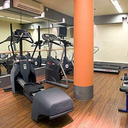 Wellness/fitness area Novotel Milton Keynes Fotos