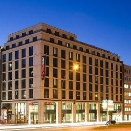 InterCityHotel Hauptbahnhof Hamburg