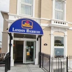Best Western London Highbury Londra