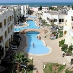 Sun Beach Resort Tunis Borj Cedria