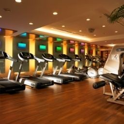 Wellness/fitness area The Fullerton Hotel Singapore Fotos