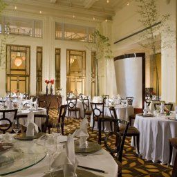 Restaurant The Fullerton Hotel Singapore Fotos