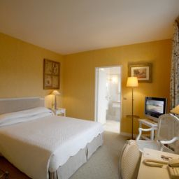 Chambre Les Etangs de Corot Small Luxury Hotel Fotos