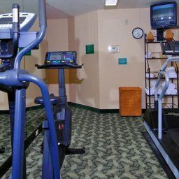 Wellness/Fitness TownePlace Suites Greenville Haywood Mall Fotos