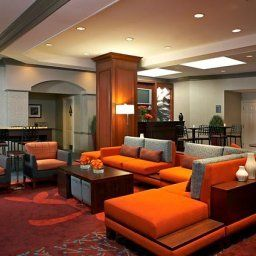 Bar Residence Inn Beverly Hills Fotos