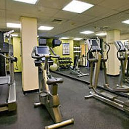 Fitness room Residence Inn Beverly Hills Fotos