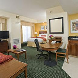Room Residence Inn Beverly Hills Fotos