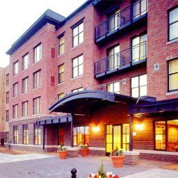 Vue extérieure Residence Inn Minneapolis Downtown at The Depot Fotos