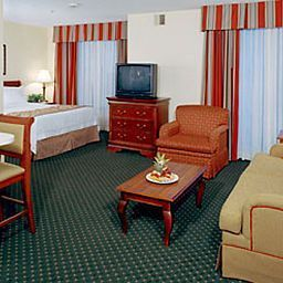 Chambre Residence Inn Minneapolis Downtown at The Depot Fotos