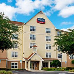 Exterior view TownePlace Suites Orlando East/UCF Fotos