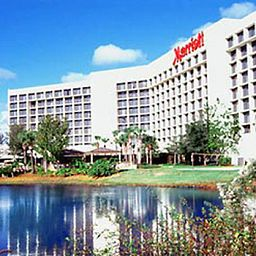 Exterior view Orlando Airport Marriott Fotos