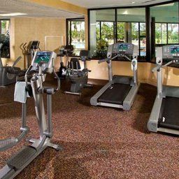 Wellness/fitness area Orlando Airport Marriott Fotos