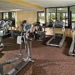 Fitness room Orlando Airport Marriott Fotos