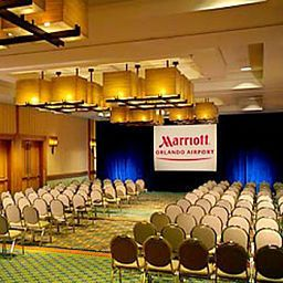 Hall Orlando Airport Marriott Fotos