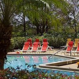 Pool Orlando Airport Marriott Fotos
