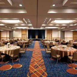 Banqueting hall Orlando Airport Marriott Fotos