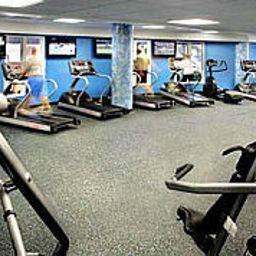 Remise en forme Newark Liberty International Airport Marriott Fotos
