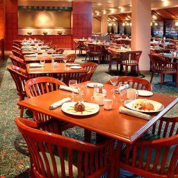 Restauracja Newark Liberty International Airport Marriott Fotos