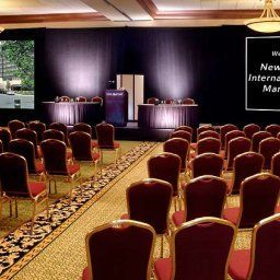 Salle de séminaires Newark Liberty International Airport Marriott Fotos