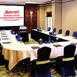 Sala konferencyjna Newark Liberty International Airport Marriott Fotos