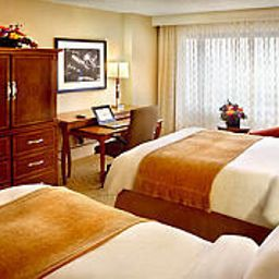 Chambre Newark Liberty International Airport Marriott Fotos