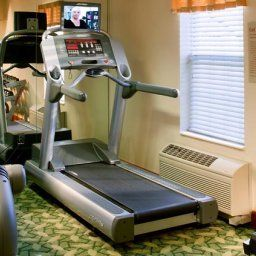 Wellness/Fitness TownePlace Suites Columbus Worthington Fotos