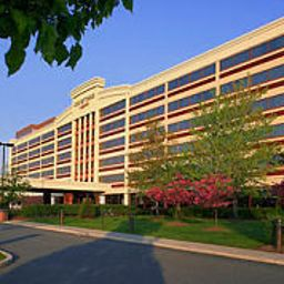 Vista esterna Courtyard Lyndhurst Meadowlands Fotos