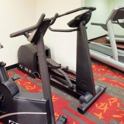 Wellness/Fitness Residence Inn Atlanta Buckhead Fotos