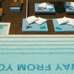 Pool Deseo Hotel and Lounge Fotos