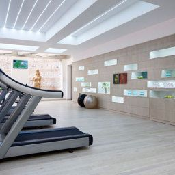 Wellness/Fitness JW Marriott Hotel Mumbai Fotos