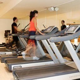 Wellness/fitness area Denia Marriott La Sella Golf Resort & Spa Fotos