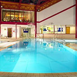 Pool Waltham Abbey Marriott Hotel Fotos