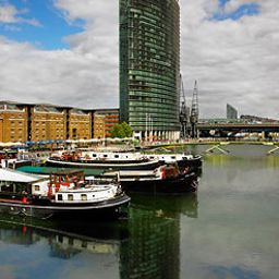 Widok zewnętrzny London Marriott Hotel West India Quay Fotos