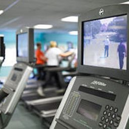 Sala fitness London Marriott Hotel West India Quay Fotos