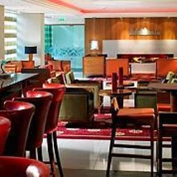 Restaurant London Marriott Hotel West India Quay Fotos