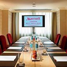 Sala konferencyjna London Marriott Hotel West India Quay Fotos