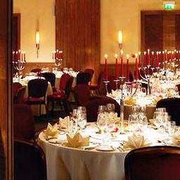 Sala bankietowa London Marriott Hotel West India Quay Fotos