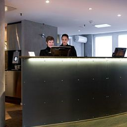 Reception Tegnerlunden (Non-smoking Hotel) Fotos
