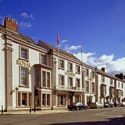 Vue extrieure Durham Marriott Hotel Royal County Fotos