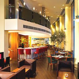 Restaurant West India Quay Marriott Executive Apartments London Fotos