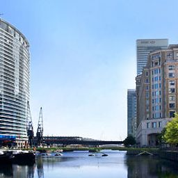 West India Quay Marriott Executive Apartments London Fotos