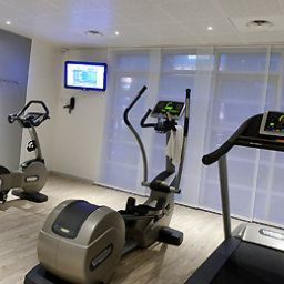 Wellness/fitness Suite Novotel CDG Paris Nord 2 Fotos