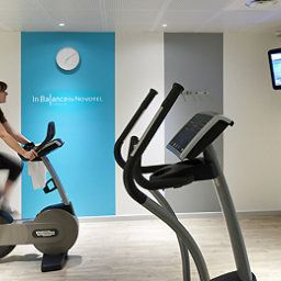 Wellness/fitness Suite Novotel Paris Velizy Fotos