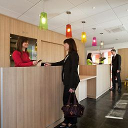 ibis Styles Rennes Centre Gare Nord (ex all seasons) Fotos