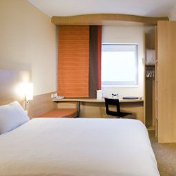 Zimmer ibis London Euston St Pancras Fotos