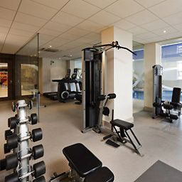 Wellness/fitness area Novotel Southampton Fotos